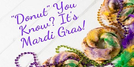 """Mini Chef & Me - """"Donut"""" You Know? It's Mardi Gras! tickets"""