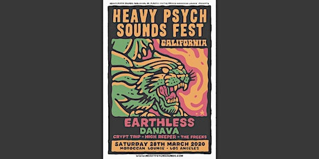 Heavy Psych Sounds Fest tickets
