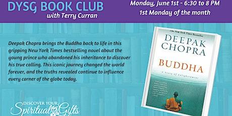 Book Club: Buddha: A Story Of Enlightenment by Deepak Chopra tickets