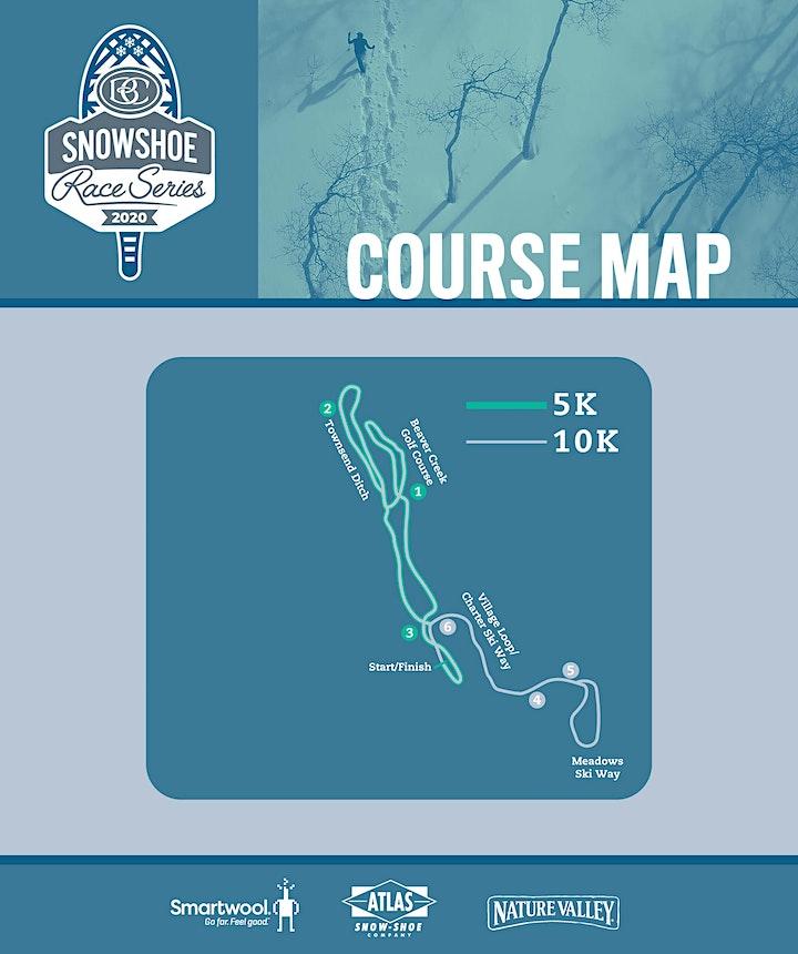 2020 Beaver Creek Snowshoe Race Series image