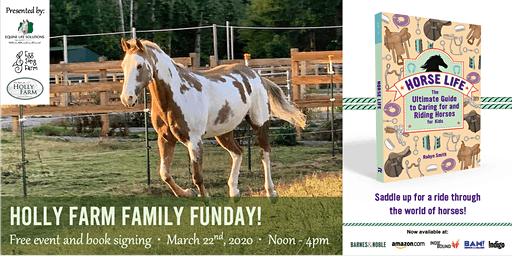 Holly Farm Family Funday! Free Event and Book Signing