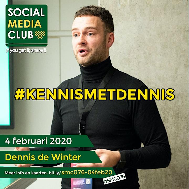 Afbeelding van #SMC076 - 4 februari 2020 - #KENNISMETDENNIS