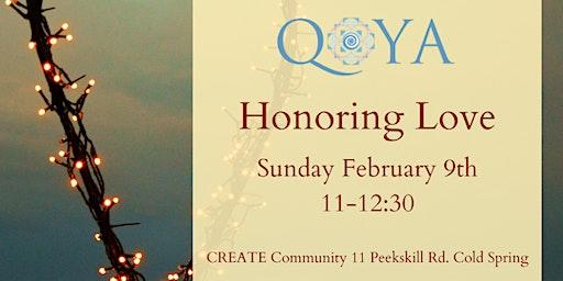 Qoya: Honoring Love
