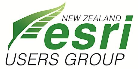 NZ Esri Users Group Regional User Conference - Kerikeri tickets