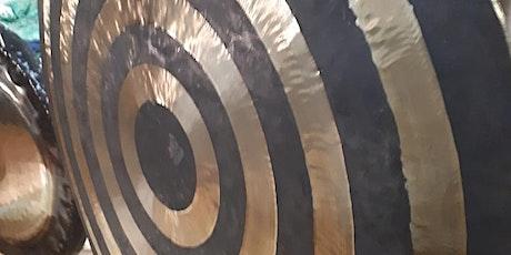 Supermoon Gong Bath In The Dharma Den tickets