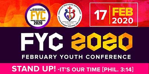 February Youth Conference 2020 #FYC2020