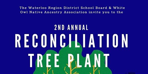 2nd Annual Earth Day Reconciliation Tree Plant