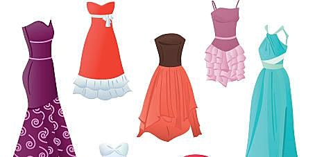 Claire's Closet Prom Dress Giveaway-3rd Annual