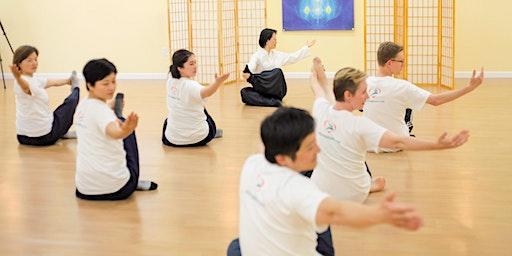 Brain Wave Vibration Meditation Class