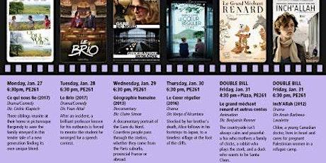 6h Annual Film Week tickets