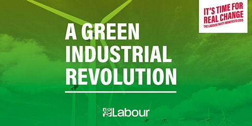 Council & Community: The Green Industrial Revolution & Climate Emergency (policy workshop)