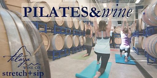 Pilates & Wine