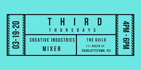 Third Thursdays tickets