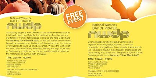 National Women's Day Of Prayer