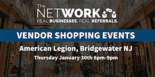 The NetWORK-Vendor Shopping Event