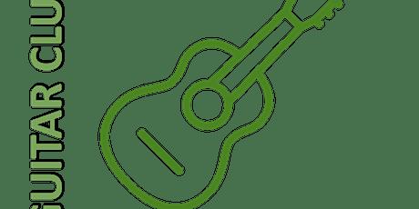 St Albans Music School: Guitar Club Taster tickets
