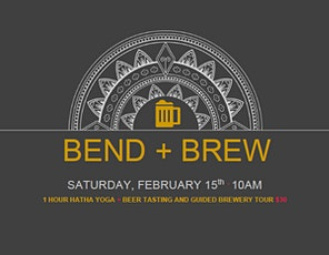 Bend and Brew at Saulter Street Brewery tickets