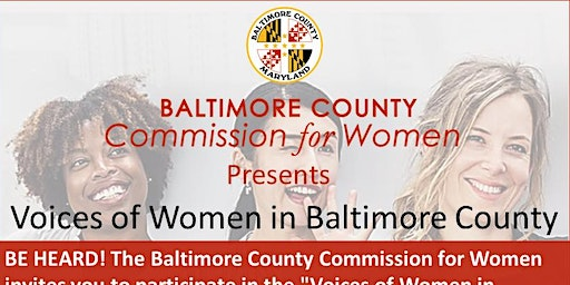 Voices of Baltimore County - Councilmatic District 4