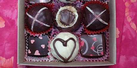 Valentine's Wine & Chocolate Tasting tickets