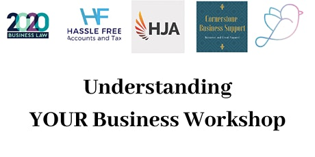 Understanding YOUR Business Workshop tickets