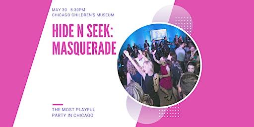 HIDE N SEEK 2020: Masquerade - Chicago Children's Museum