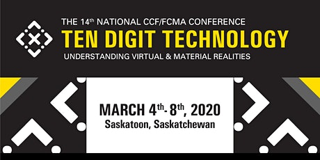 10 Digit Technology: Understanding Material & Digital Realities tickets