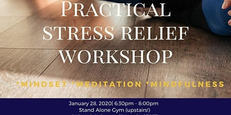 Practical Stress Relief tickets