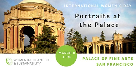 Women in Cleantech: Portraits at the Palace tickets
