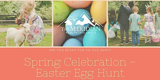 Spring Celebration-Easter Egg Hunt !!