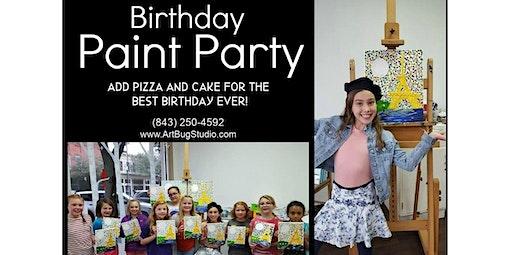 Birthday Party! - Samantha (01-25-2020 starts at 3:00 PM)