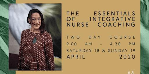 The Essentials Of Integrative Nurse Coaching - Christchurch