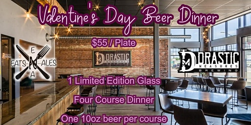 Valentine's Day Beer Dinner