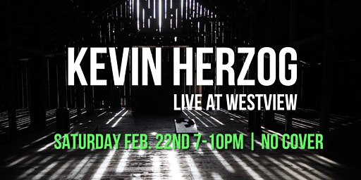 Live Music from Kevin Herzog