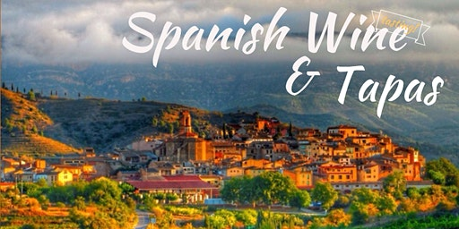 Winey Dogs Presents: Spanish Wine Tasting and Tapas!