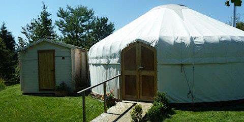 Mindfulness Retreat Day at the Yurt