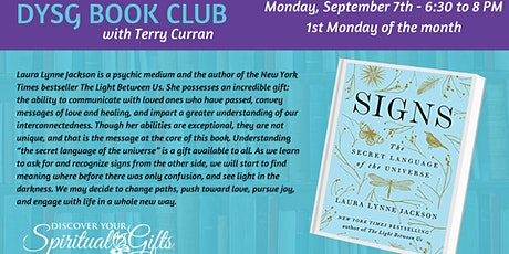 Book Club: Signs  - The Secret Language of the Universe by Laura Jackson tickets