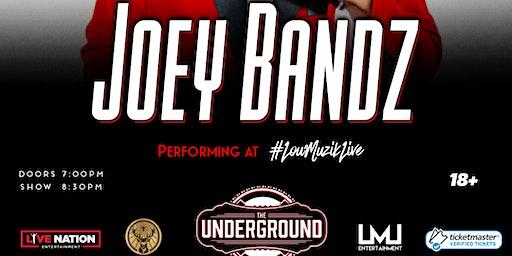 LouMuzik Live Feat Joey Bandz @TheFillmoreNC