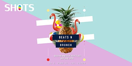 Beats N Brunch @ SHOTS Orlando tickets