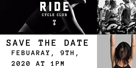 Ride Cycle Club x University of Toronto Mental Health Association tickets