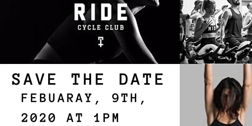 Ride Cycle Club x University of Toronto Mental Health Association