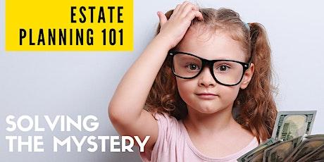 Estate Planning 101 tickets