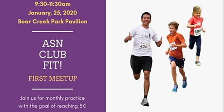 ASN Club Fit -First Meetup! tickets