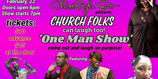 Church Folks Can Laugh Too!