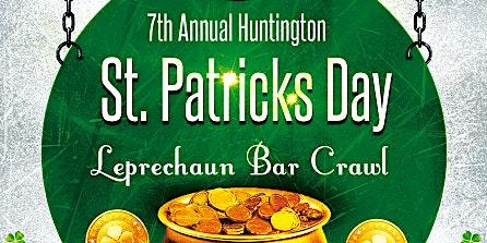 St Patricks Day Bar Crawl Huntington 3/14/20