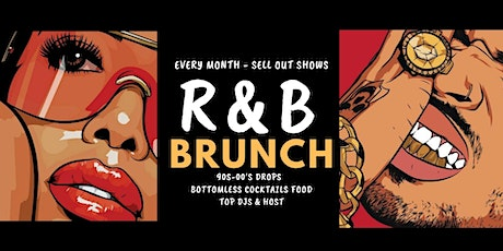 R&B Brunch March Manchester tickets