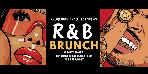 R&B Brunch March Manchester