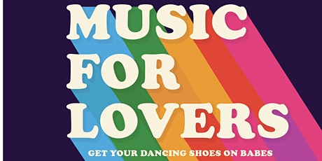 Music is for Lovers tickets