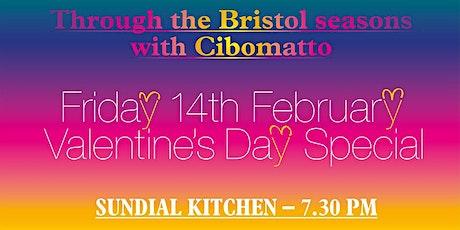Through the Bristol seasons with Cibomatto - Valentine's Day tickets