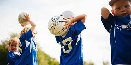 FREE Sportball Class 18 months - 5 years old @ NW Rec tickets