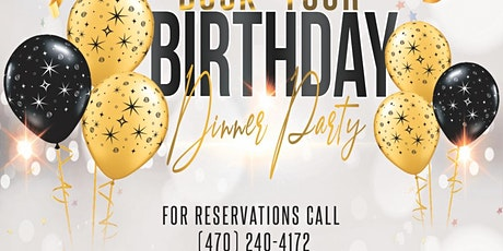 Celebrate Your Birthday At Lily White Restaurant tickets